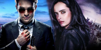 Matt Murdock and Jessica Jones Appear Cordial in New DEFENDERS Image