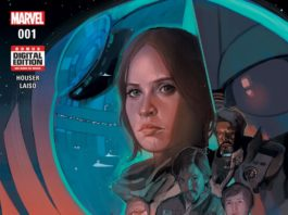 ROGUE ONE: A STAR WARS STORY Comes to Marvel Comics This April!