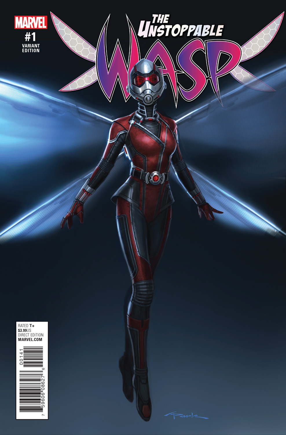 The Unstoppable Wasp #1 Review: The Buzz Is Real