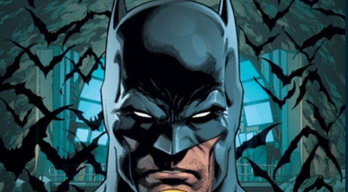 Flash and Batman Team-up to Unravel the WATCHMEN Mystery in Four-Part Story Arc