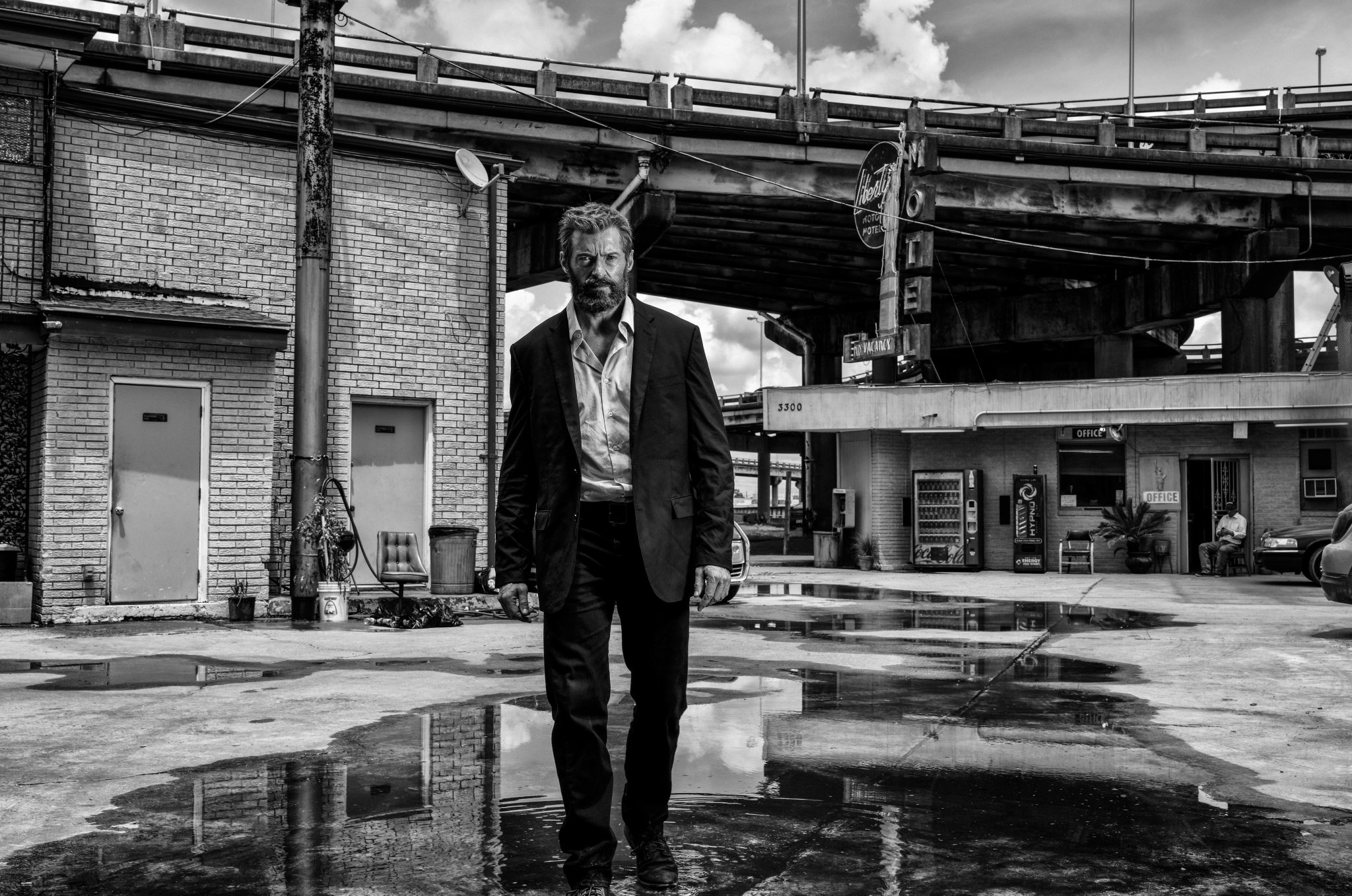Final LOGAN Trailer Hitting Sometime Around January 16th. Probably.
