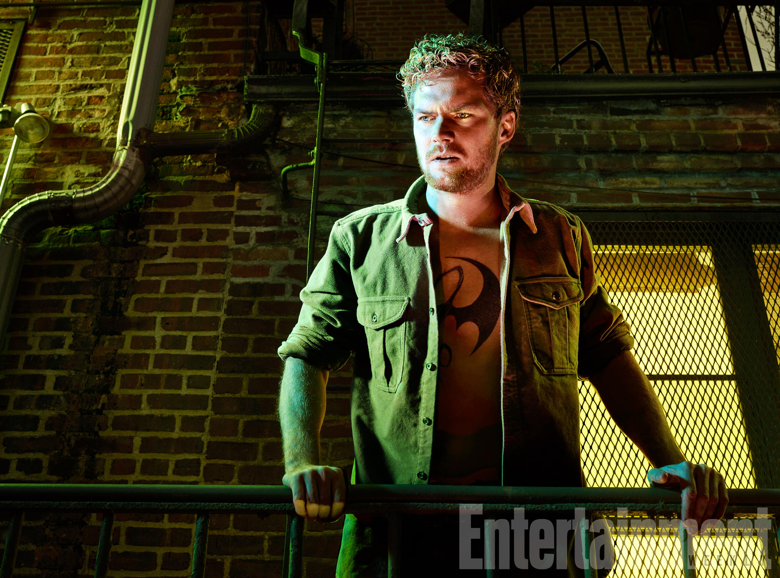 TCheck out the First Official Images from Marvels THE DEFENDERS!