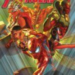Avengers cover 1 2016
