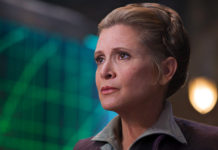 Carrie Fisher's Big Scenes in Star Wars Episode VIII Revealed