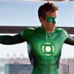 Ryan Reynolds Green Lantern suit