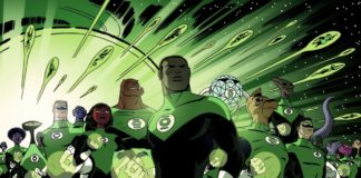 Green Lantern Corps Movie Confirms Writers, Focuses on Hal Jordan and John Stewart