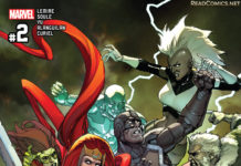 Inhumans vs. X-Men #2 Review: X-Men Unleashed