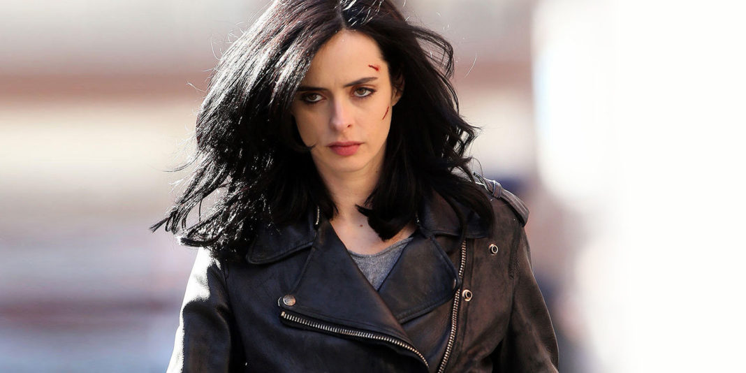 Krysten Ritter Describes Jones' and Daredevil's