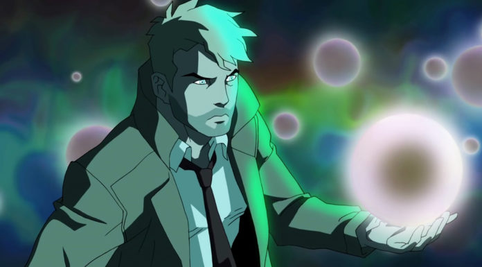 Justice League Dark Premieres in Theaters, and YOU Can Attend!