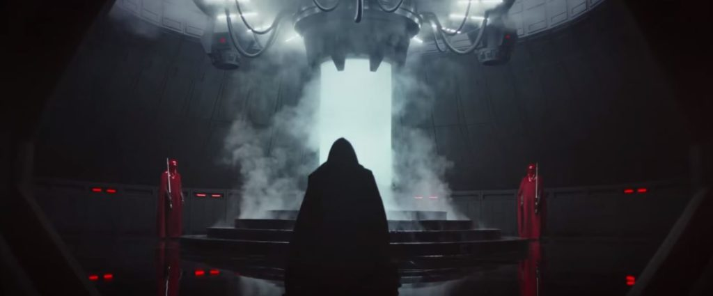 A Closer Look at Darth Vader's Castle in Rogue One