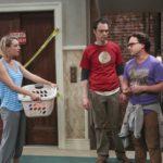 The Big Bang Theory flash shirt