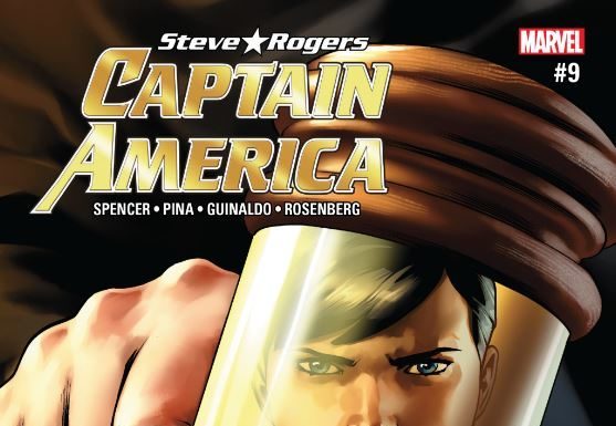 Steve Rogers Captain America #9 Review: