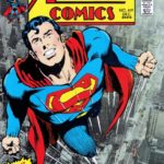 Action Comics 419 cover