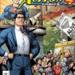 Action Comics 963 variant cover