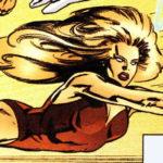 As golden as her hair!