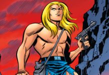 "Kamandi Challenge #1 Review: A Fine Tribute to ""The King"""