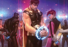 Squadron Supreme #15 Review - With a Whimper Not a Bang