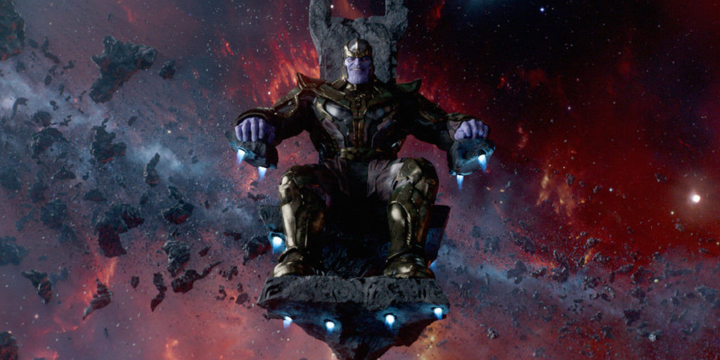 Thanos Will Solve the MCU's Villain Problem