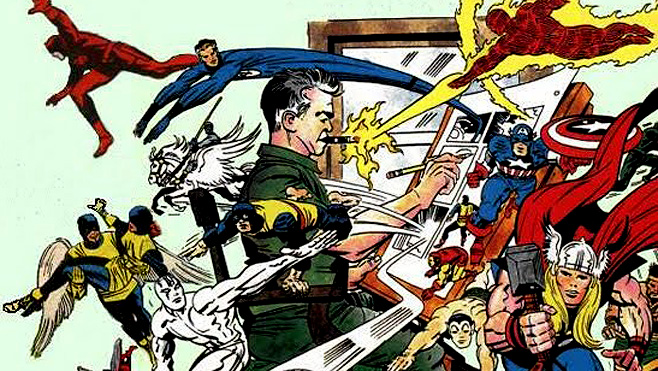 Celebrating Jack Kirby: The Man, the Art, the Legend, the King