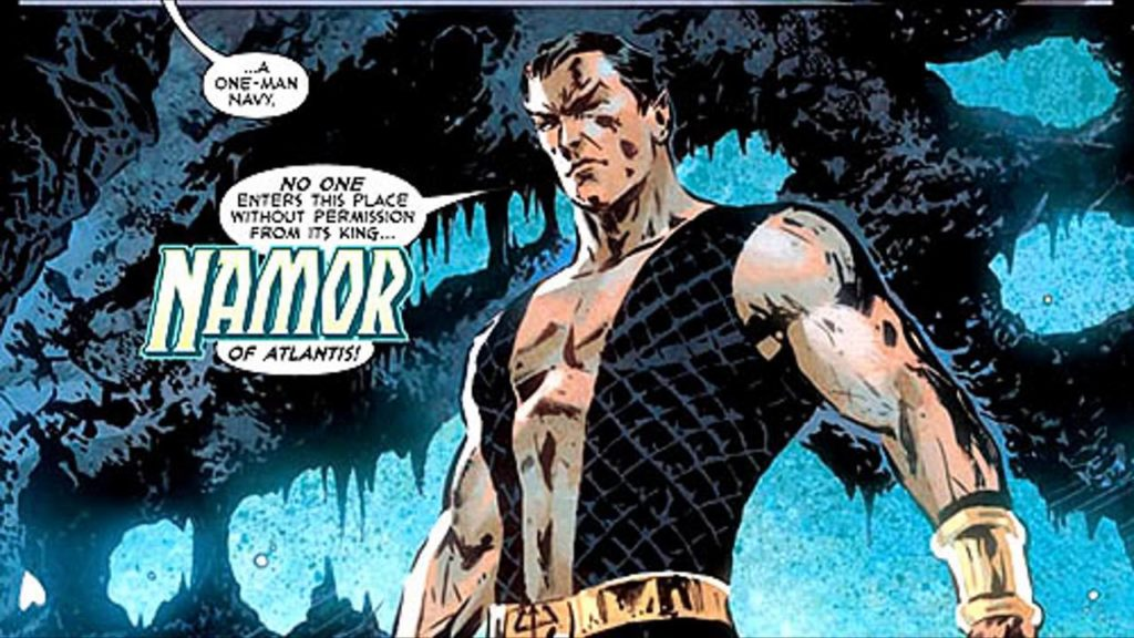 Is Namor Coming to the MCU? Sources Point to Marvel Filming the Sub-Mariner