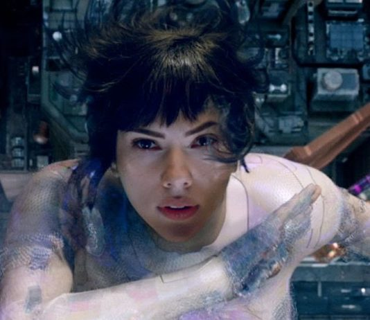 I Am Major: A Ghost in the Shell Movie Review