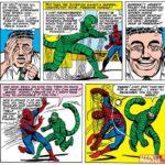 Amazing Spider-Man 20 panel