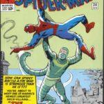Amazing Spider-Man 20 Scorpion