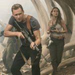 Tom Hiddleston and Brie Larson in Kong: Skull Island
