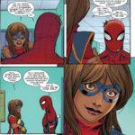 Spider-Man and Kamala Khan