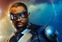 First Look at the CW's Black Lightning in Full Costume