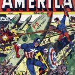 Captain America Comics cover