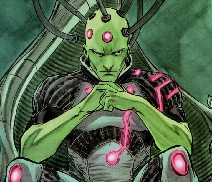 ho Is the Curious Mister Oz, Keeper of the DC REBIRTH Mystery? [5 suggestions]