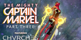 CAPTAIN MARVEL: ALIEN NATION Features Music from CHVRCHES