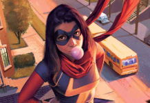 The Creation and Unofficial Biography of Kamala Khan
