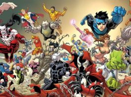 Eight of the Best Non-Marvel/DC Superheroes!