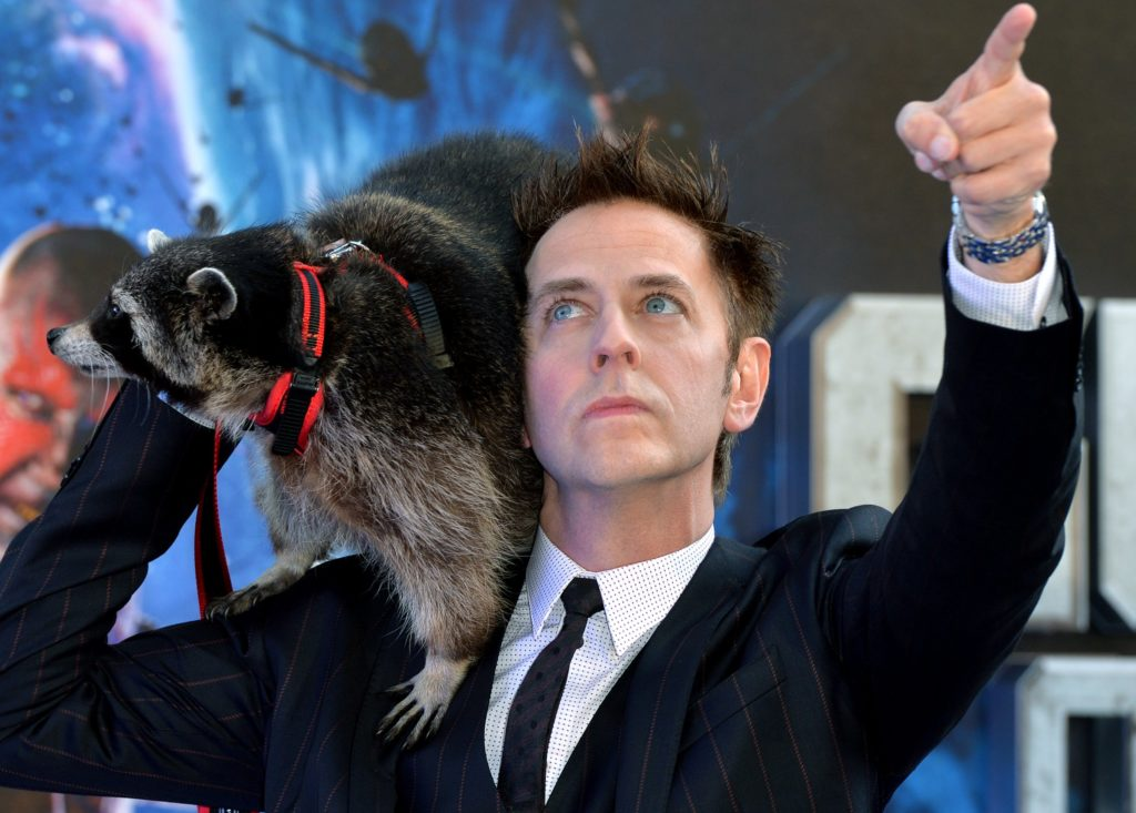 James Gunn to Direct Guardians of the Galaxy Vol. 3
