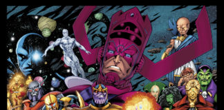 """Marvel's """"Cosmic Universe"""" May Be the Focus After 'Avengers 4'"""