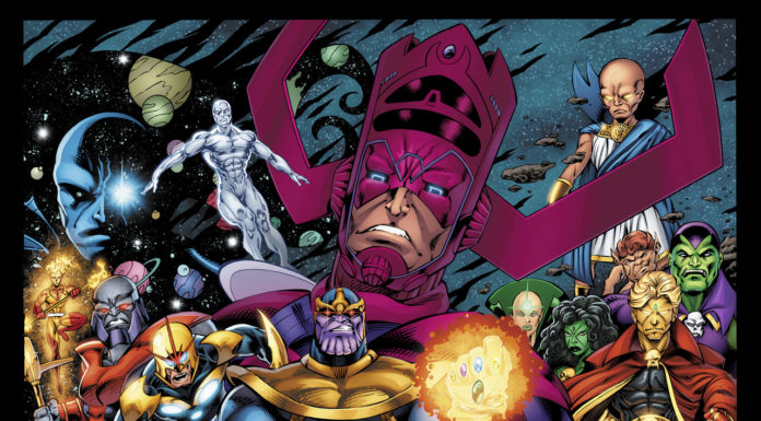 "Marvel's ""Cosmic Universe"" May Be the Focus After 'Avengers 4'"