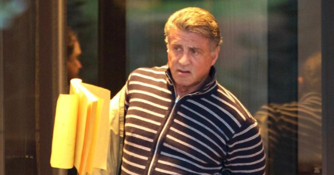 Was Stallone's Guardians of the Galaxy Vol. 2 Role Just Revealed?