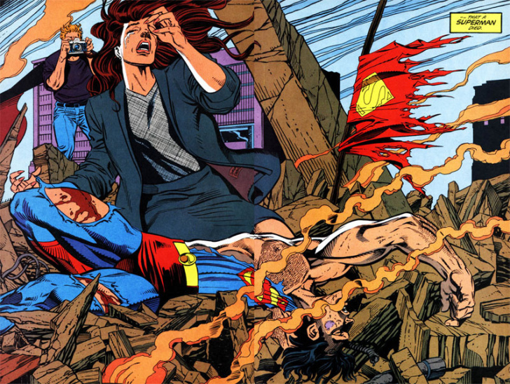 Superheroes Who Defined the Great Comic Book Eras – Part 2: Copper Through Digital Age