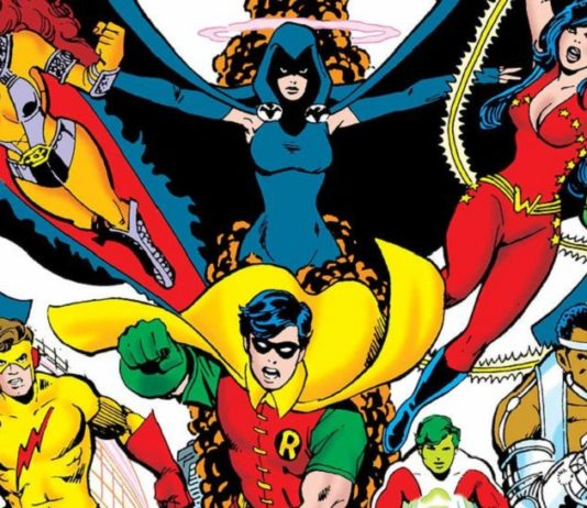 New DC Digital Service to Debut Live-Action TITANS and YOUNG JUSTICE Season 3!