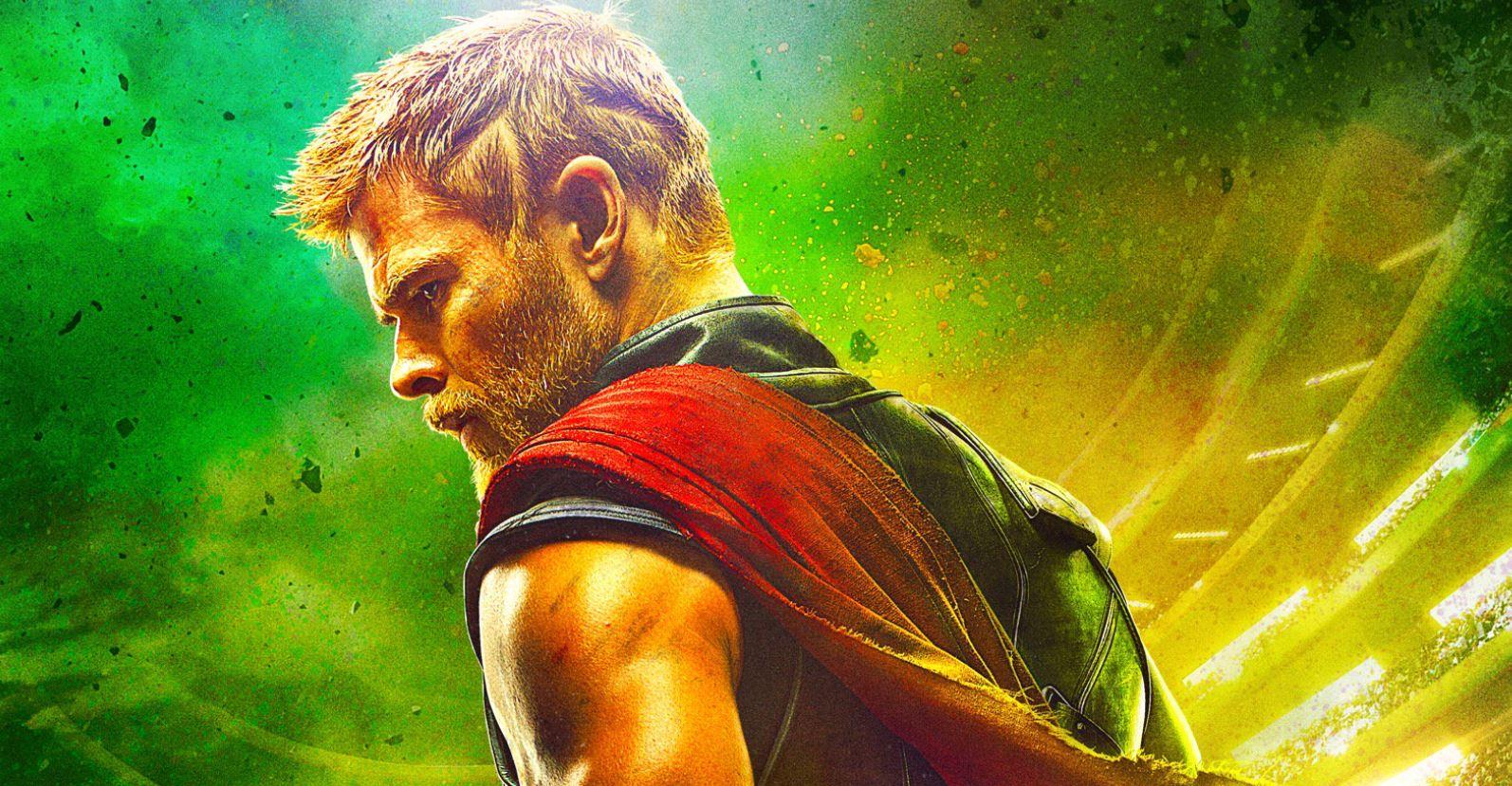 It's the Odinson vs. Hulk in New THOR: RAGNAROK Teaser Trailer!