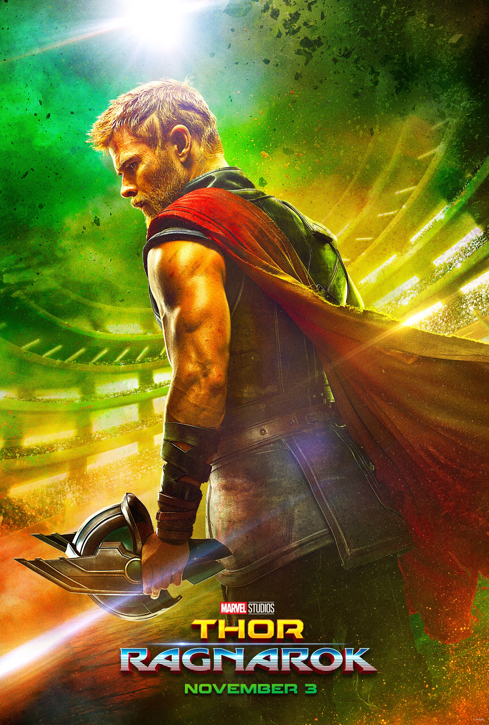 It's the Odinson vs. Hulk in New THOR: RAGNAROK Teaser Trailer!