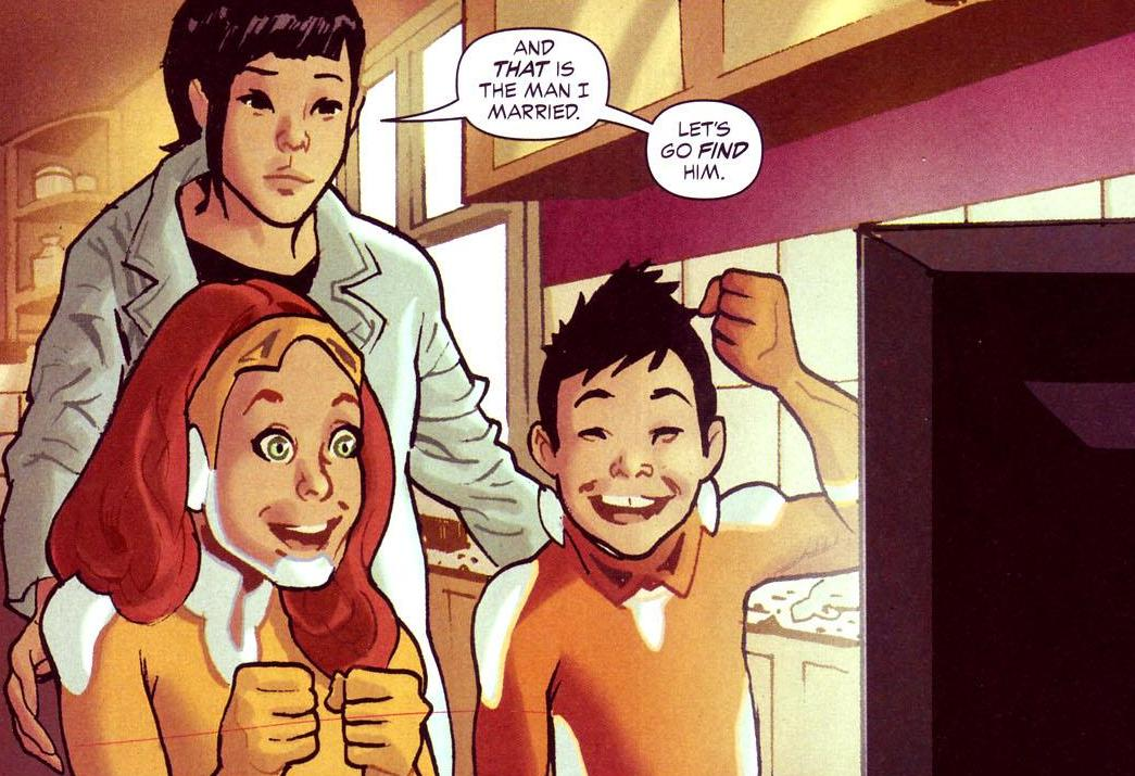 Five of the Best Comic Book Moms Ever