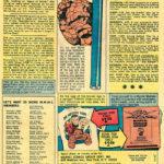 Marvel Bullpen Bulletin