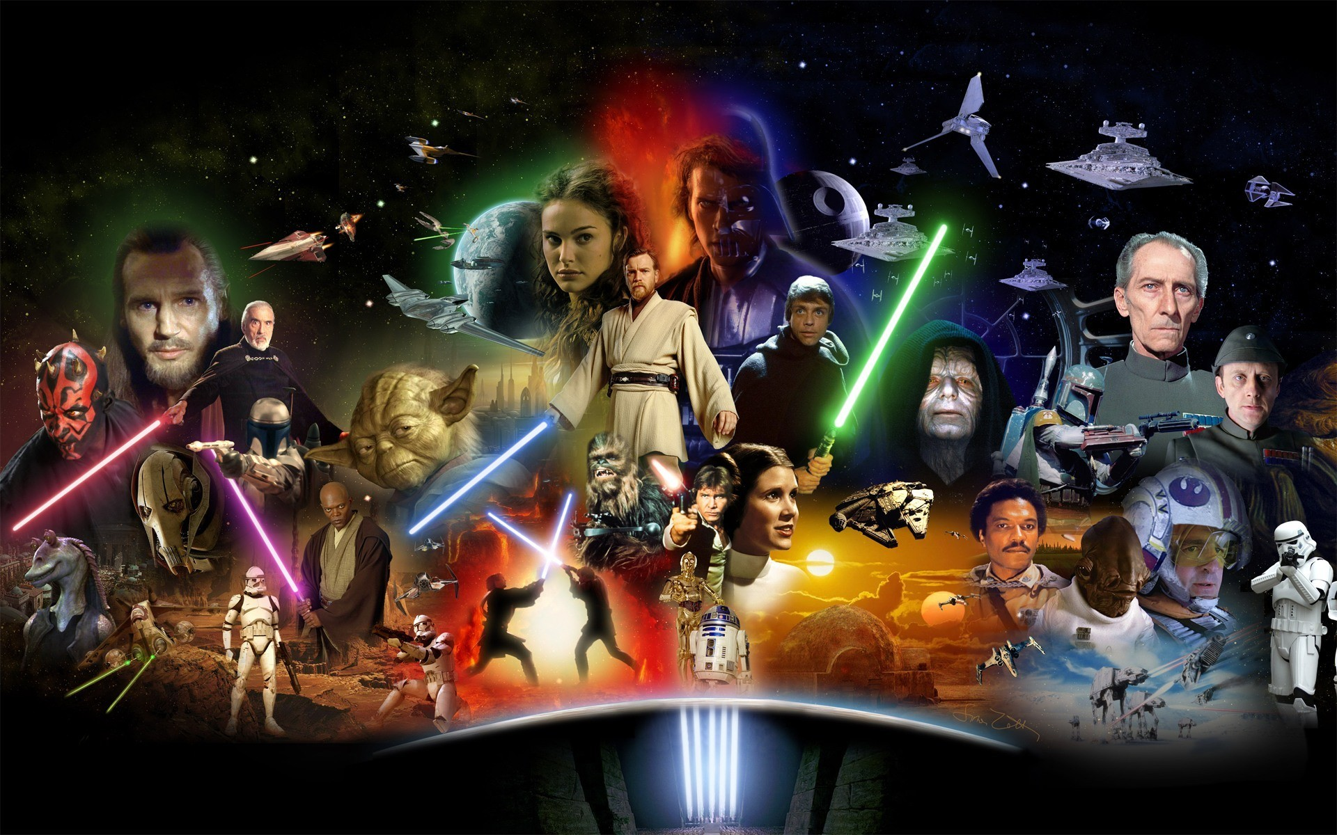 The Star Wars Movies From Worst To First