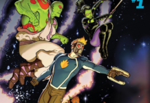 All-New Guardians of the Galaxy #1 Review: New Galactic Adventures!