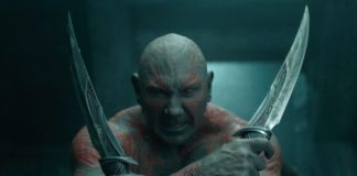 WANTED: Drax the Destroyer! He's Mean, Green, and Especially Hateful Towards Metaphors!