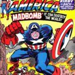 Captain America Mad Bomb cover