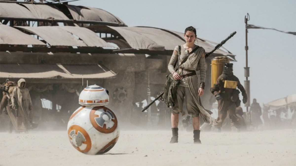 Ranking the Star Wars Movies from Worst to First!